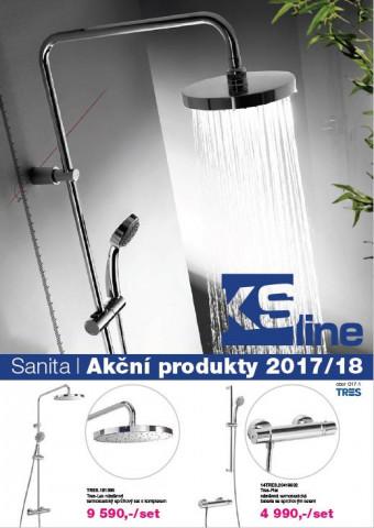 SANITA Akční produkty 2017/18
